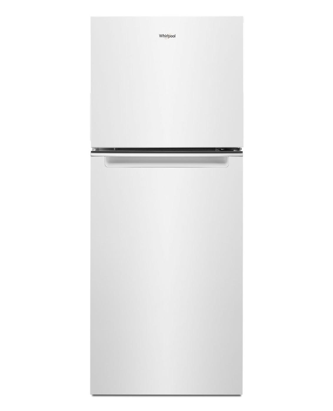 Whirlpool 11.6 Cu. Ft. White Top-Freezer Refrigerator