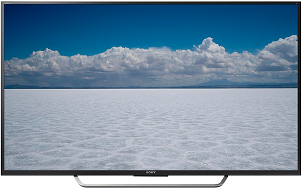 "Sony 49"" Black Ultra HD 4K LED Smart HDTV"