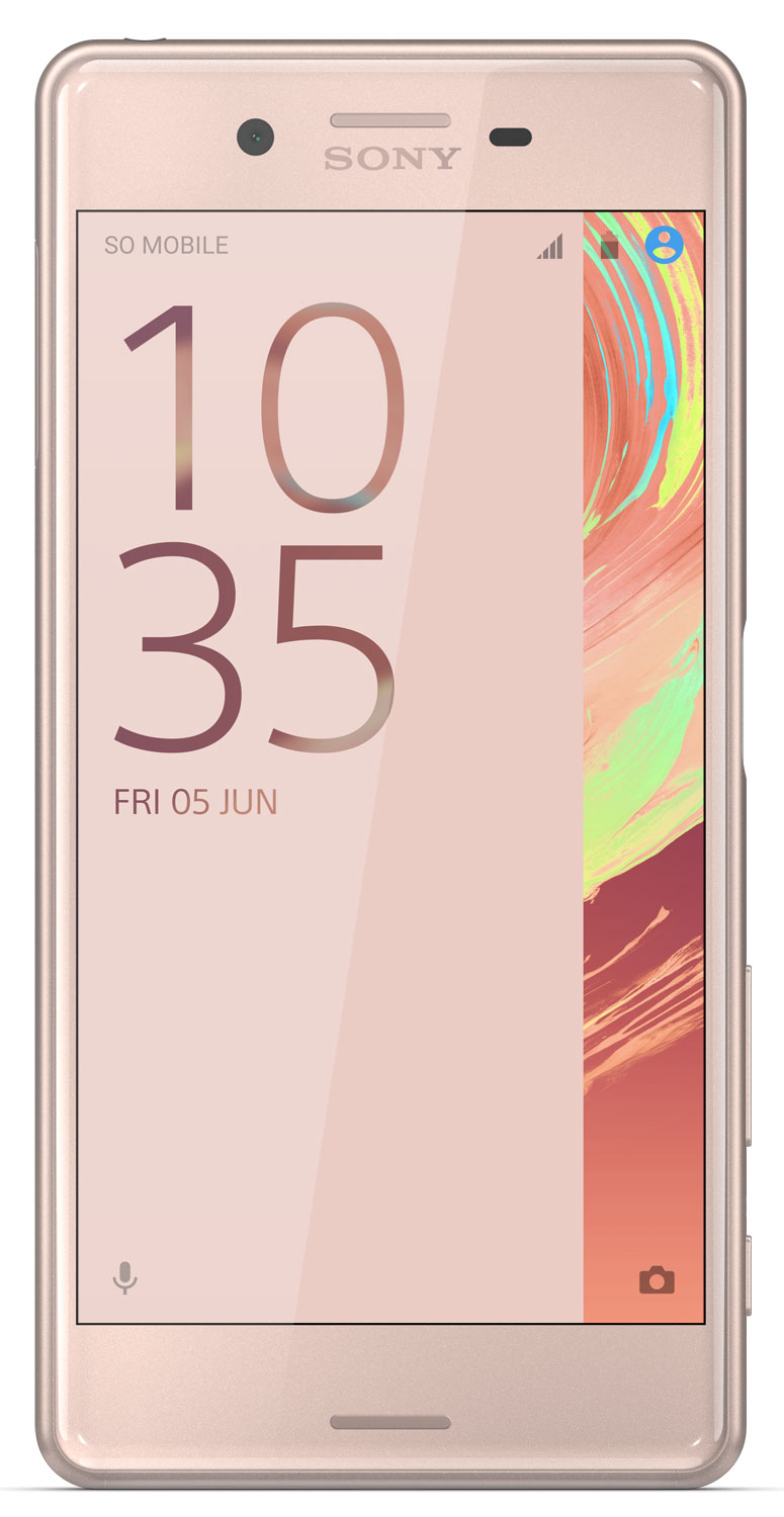 Sony Xperia X Performance Rose Gold Unlocked GSM Phone