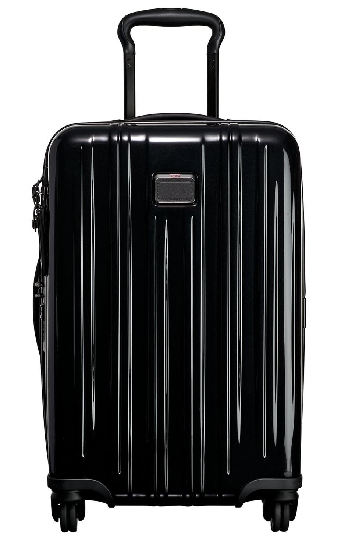 Tumi V3 Black International Expandable Carry On 0228260d