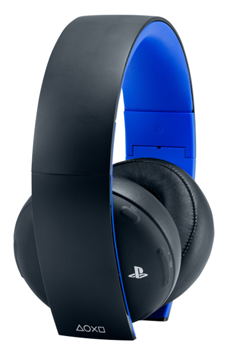 Sony PlayStation 4 Gold Wireless Stereo Headset
