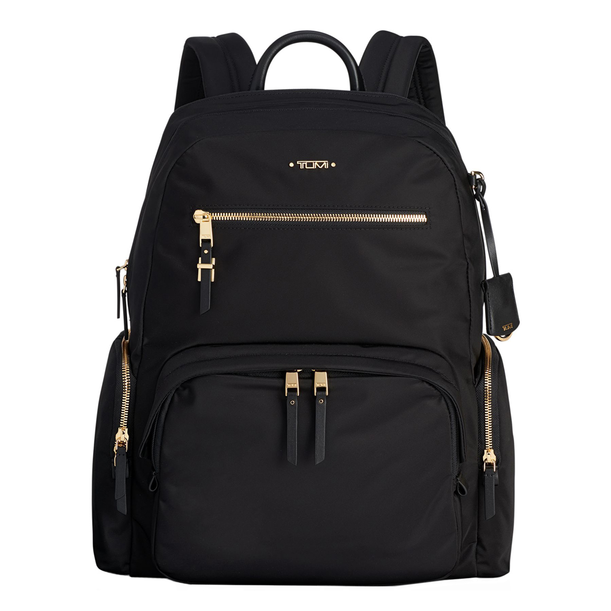 Tumi Voyageur Black Carson Backpack 1099631041