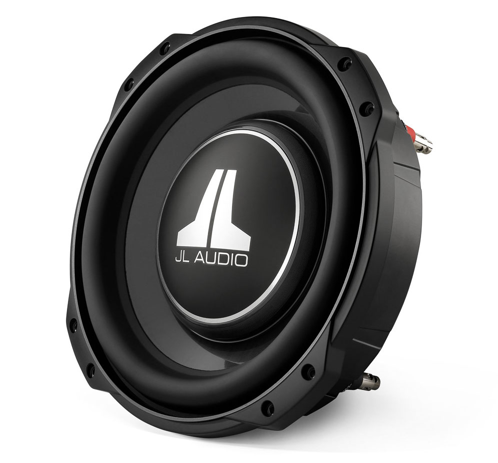 jl audio tw3 shallow depth car subwoofer 10tw3 d4. Black Bedroom Furniture Sets. Home Design Ideas