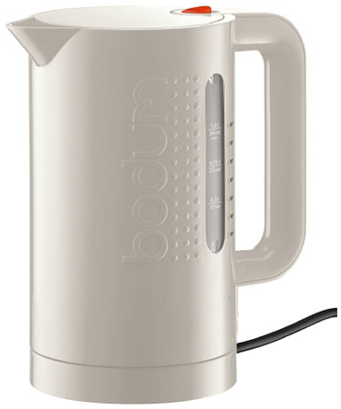 Bodum BISTRO White Electric Water Kettle - 11154-913US