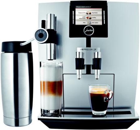 Jura Capresso Impressa J9 Cappuccino Maker