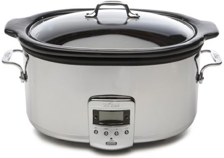 All-Clad Stainless Electric Slow Cooker