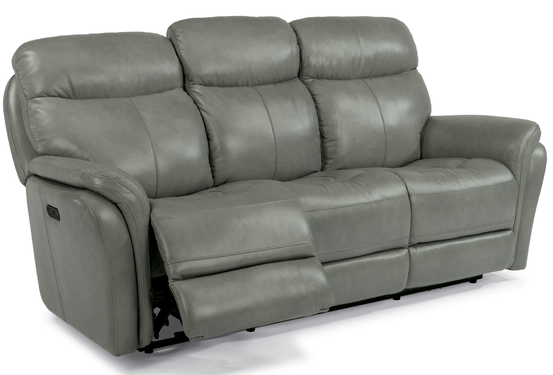 Flexsteel Zoey Power Reclining Sofa 1653 62ph 360 01