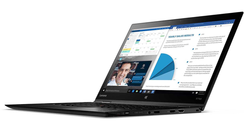Lenovo ThinkPad X1 Yoga Black Laptop Computer