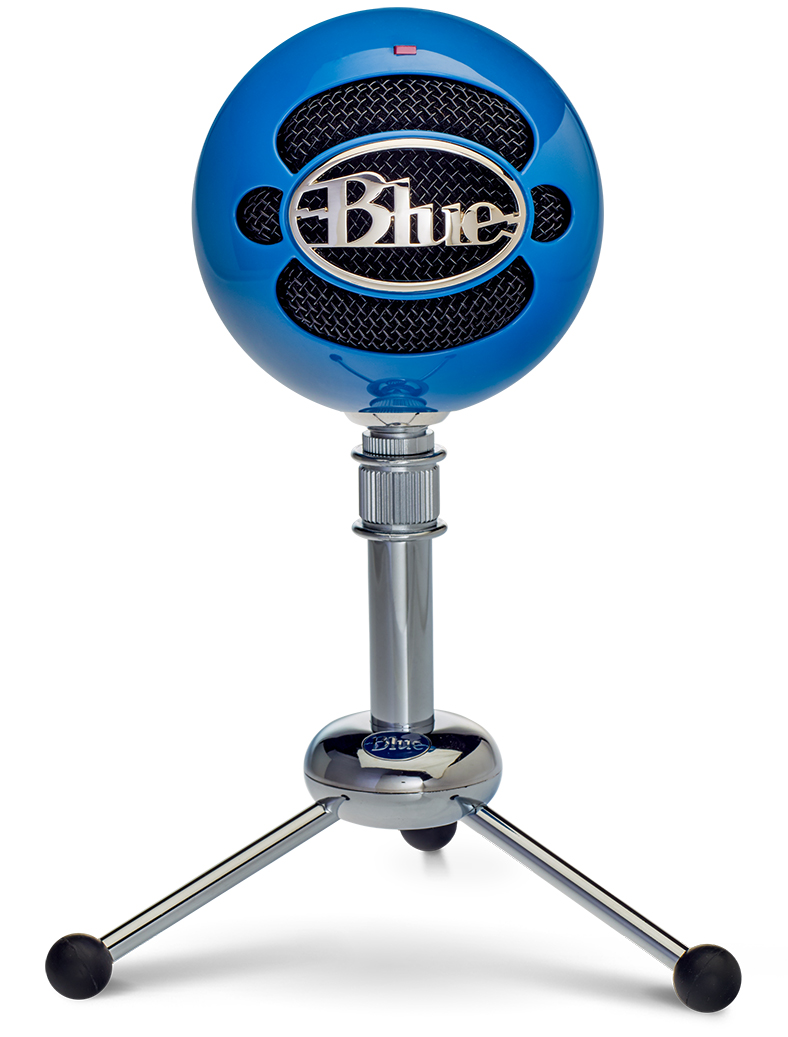 blue microphones snowball blue usb microphone 3015. Black Bedroom Furniture Sets. Home Design Ideas