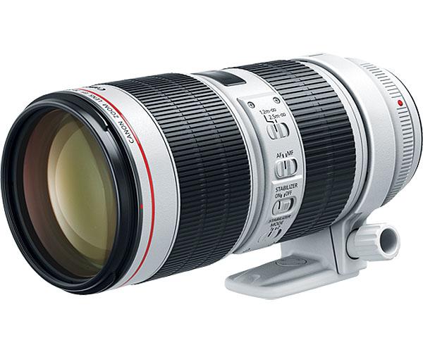 Canon EF 70-200mm f 2.8L IS III USM Telephoto Zoom Lens 3044C002