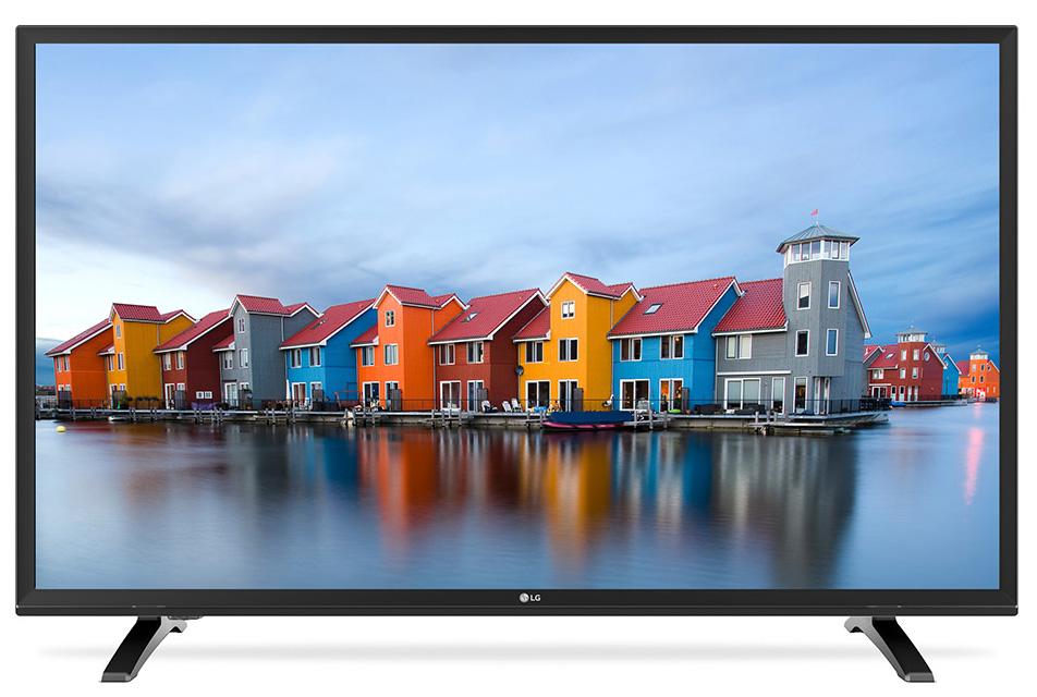 """LG 32"""" Black 720P LED Smart HDTV"""