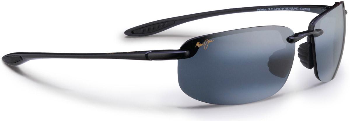 Maui Jim Warranty >> Maui Jim Hookipa Neutral Grey Unisex Sunglasses - 407-02
