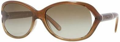 Versace Brown Ladies Sunglasses - 418613313A