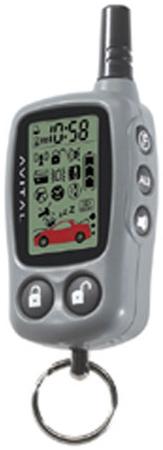 Avital 2 Way LCD Remote - 477L