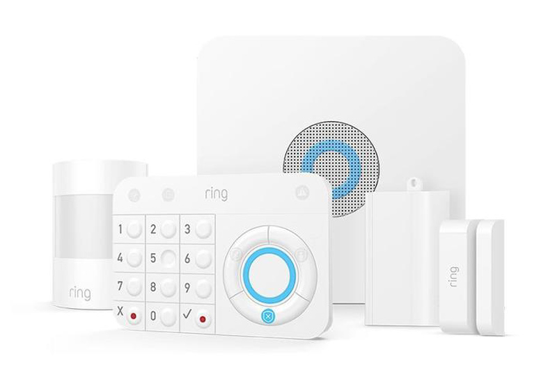 Ring White Alarm Security Kit