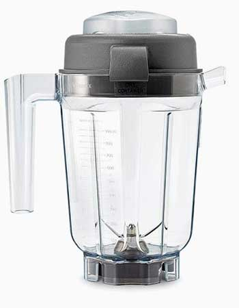 Vitamix 32 Ounce Dry Grains BPA Free Blender Container Wi...