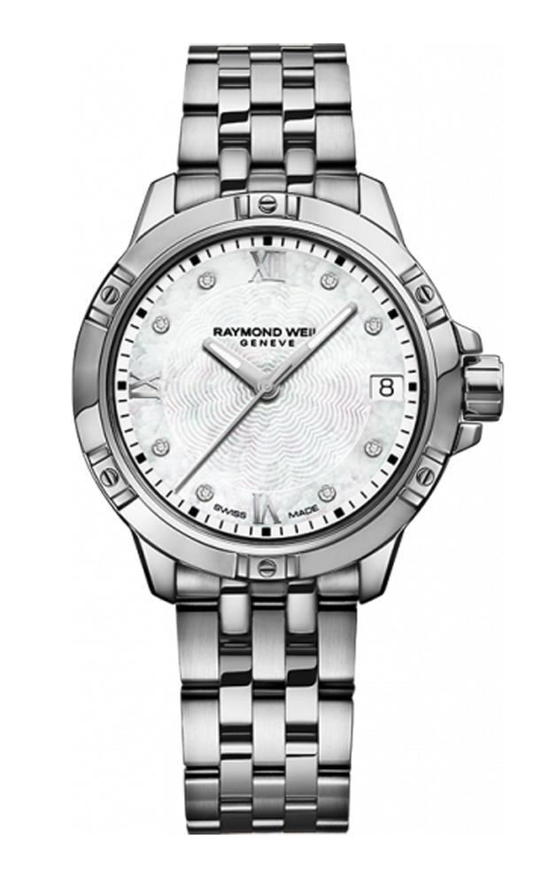 Raymond Weil Tango Stainless Steel Womens Watch -  5960-ST-00995