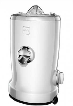 Novis Vita Juicer 6511.01.03 The 4-in-1 Juicer, White