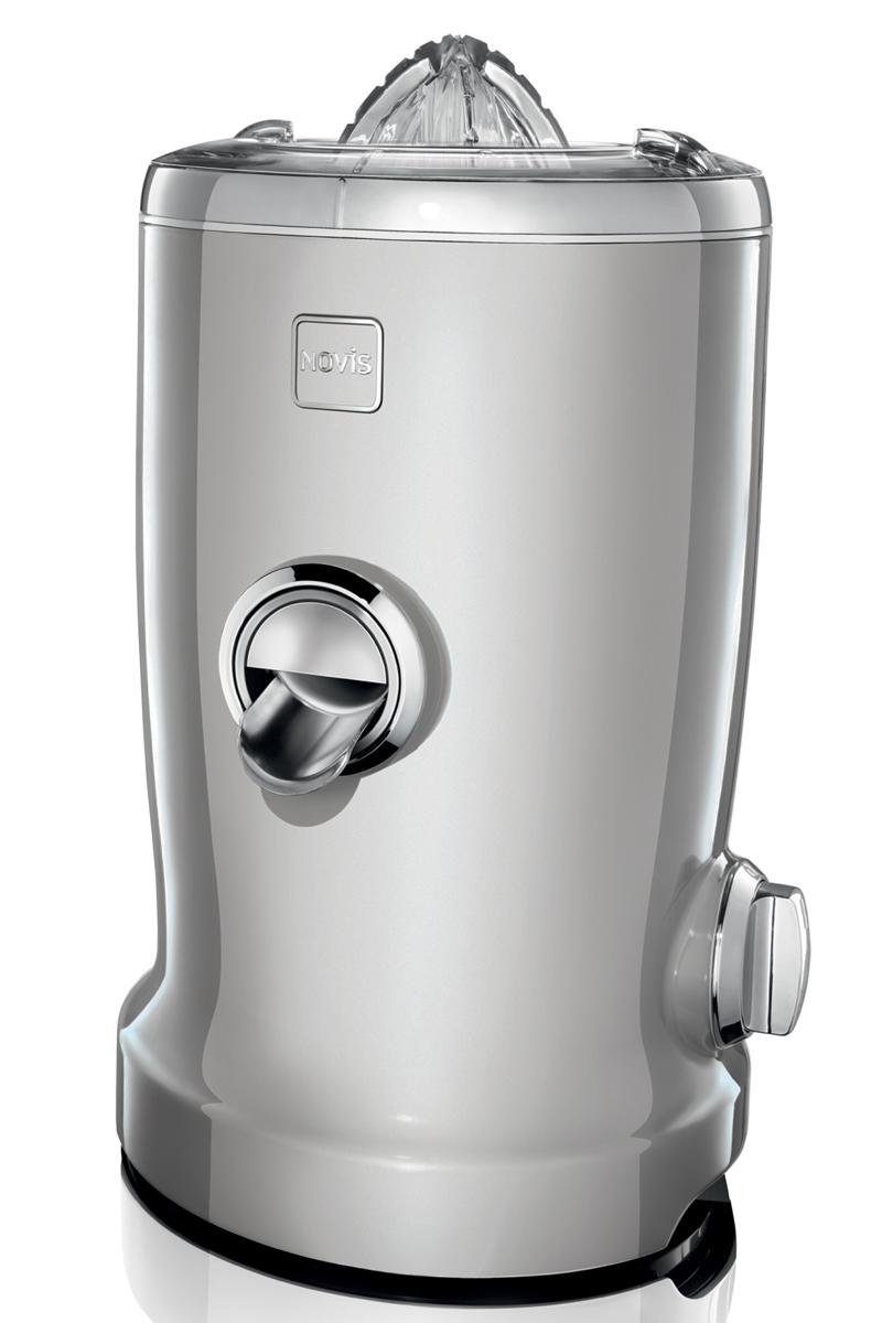 Novis Vita Juicer S1, Juicing & Smoothie Device, Silver