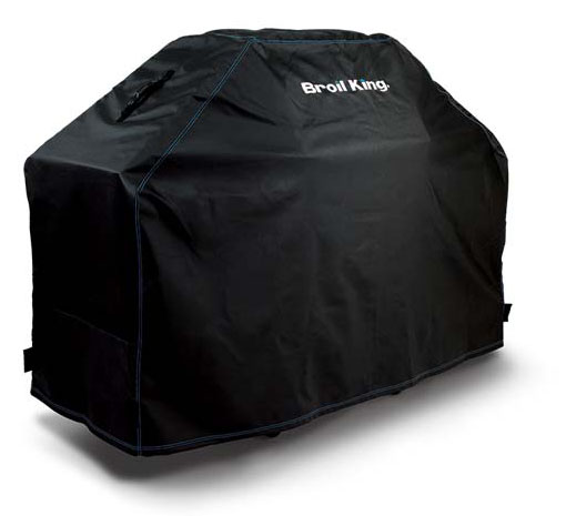 "Broil King 64"" Black Premium PVC Polyester Cover"
