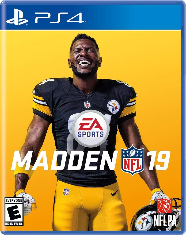 Sony PlayStation 4 Madden 19 Video Game