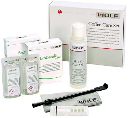 Wolf Coffee System Care Kit