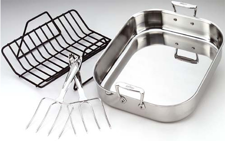 All-Clad Stainless Steel Roti Set