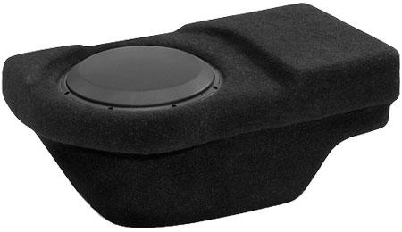 JL AUDIO Black Dodge  Subwoofer Stealthbox