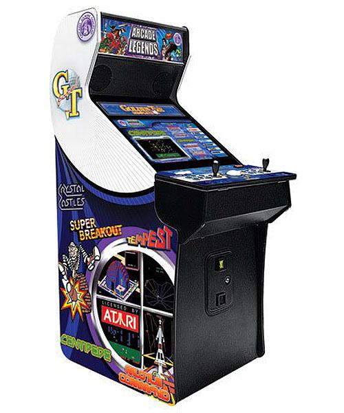Chicago Gaming Company Arcade Legends 3 Video Game Arcade...