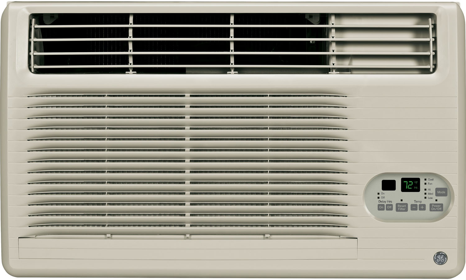 GE 10,100 BTU 10.7EER 230V Wall Air Conditioner