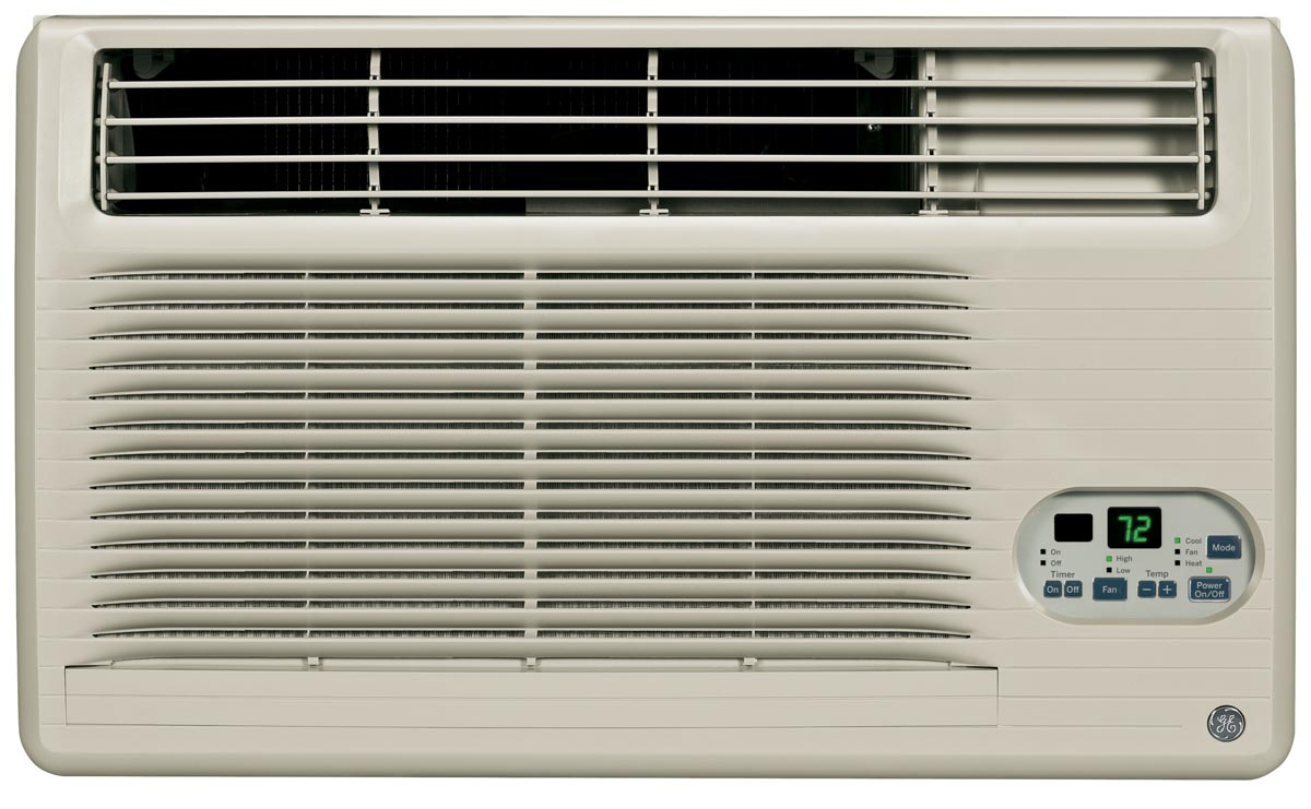 GE 12,000 BTU 9.7 EER 230/208V Wall Air Conditioner