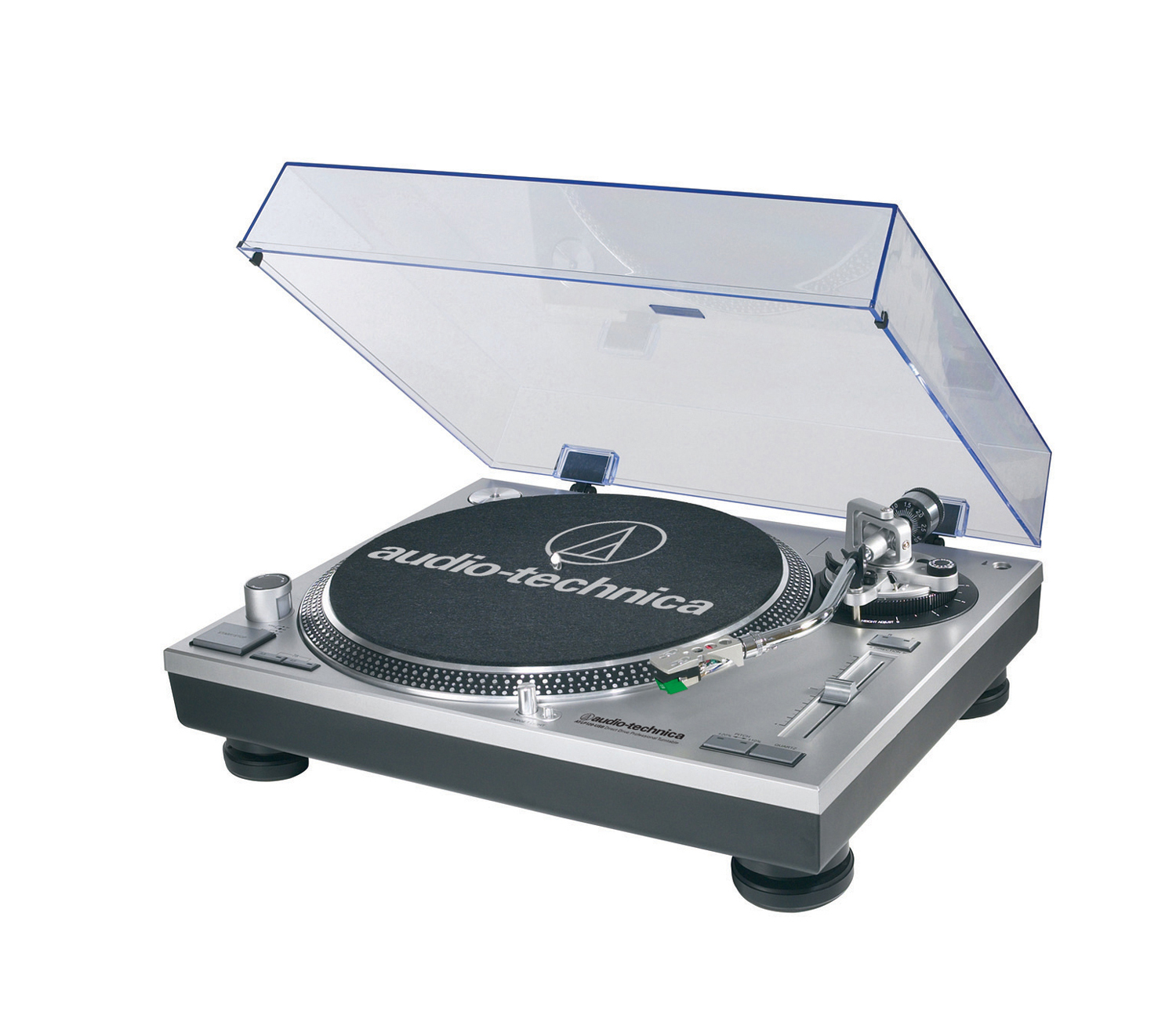 Audio-Technica Direct-Drive Professional Turntable