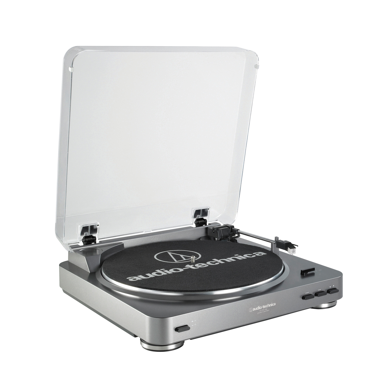Audio-Technica LP-To-Digital Recording System Turntable