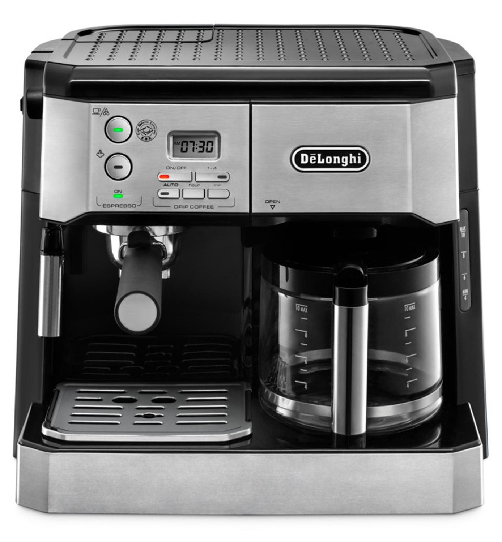 DeLonghi Combination Espresso & Drip Coffee Maker