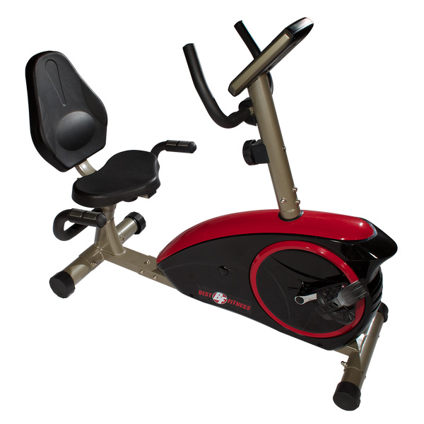 Body Solid Best Fitness Recumbent Bike