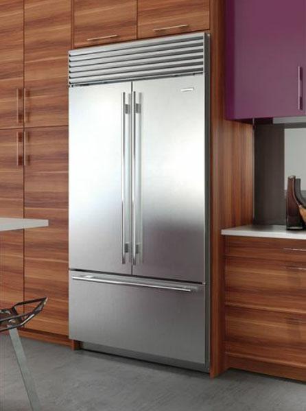 Sub Zero Built In French Door Refrigerator Bi42ufdidsth