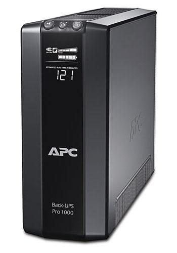 APC Back-UPS Pro 1000 Battery Back-Up System - BR1000G