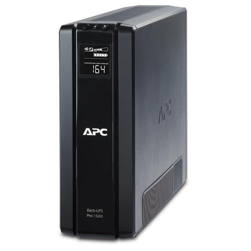 APC Back-UPS Pro 1500 Battery Backup System - BR1500G