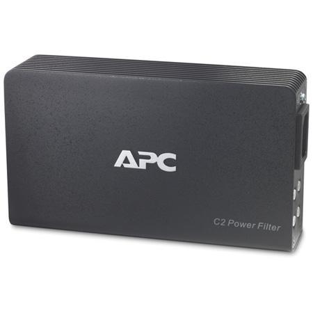APC AV C Type 2 Outlet Wall Mount Power Filter - C2