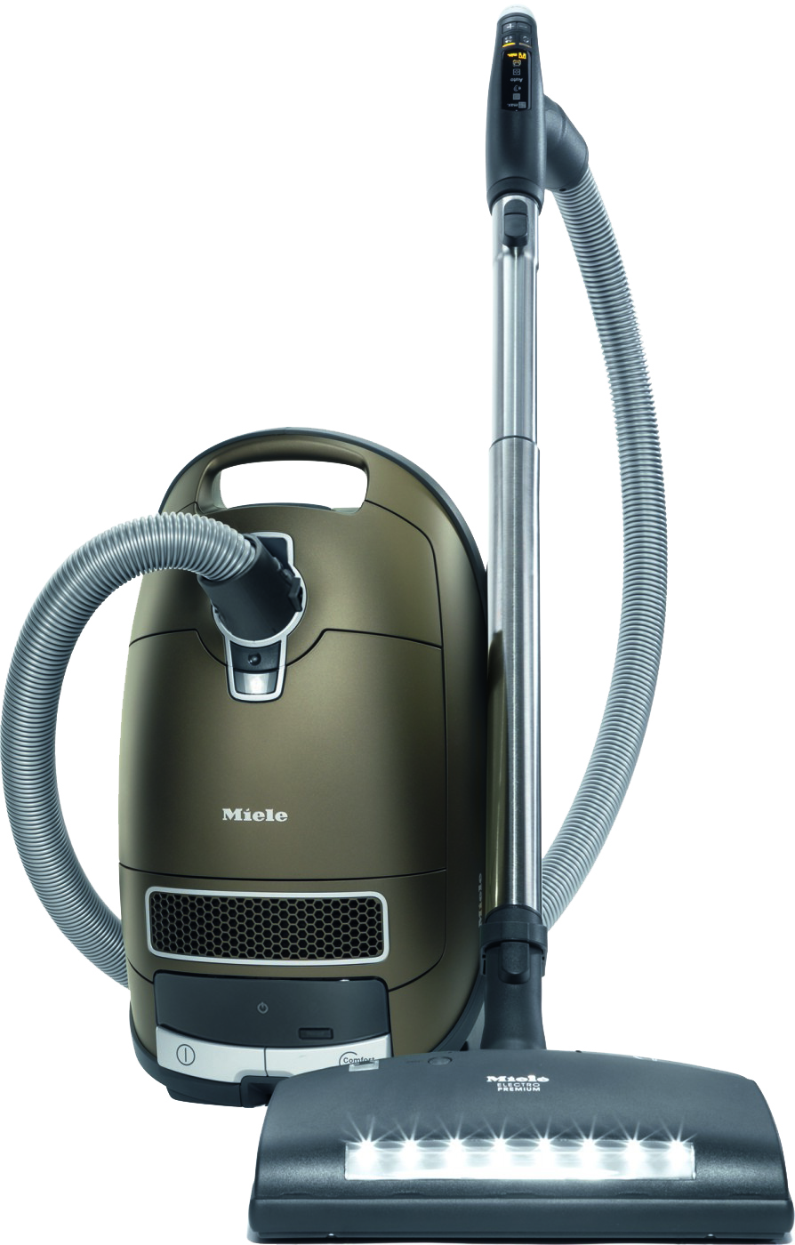 Miele Complete C3 Brilliant Bronze Canister Vacuum 9930720