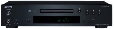 Onkyo 25-Track Memory Playback CD Player