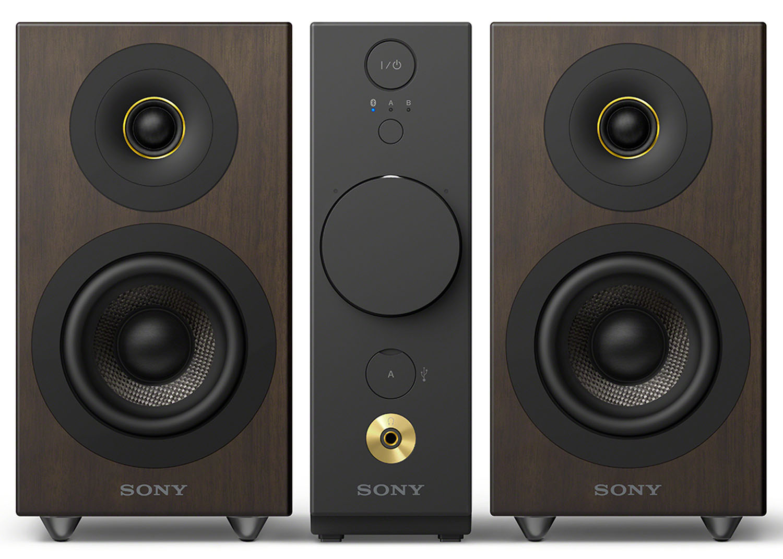Sony High Resolution Wireless Audio System Cas 1