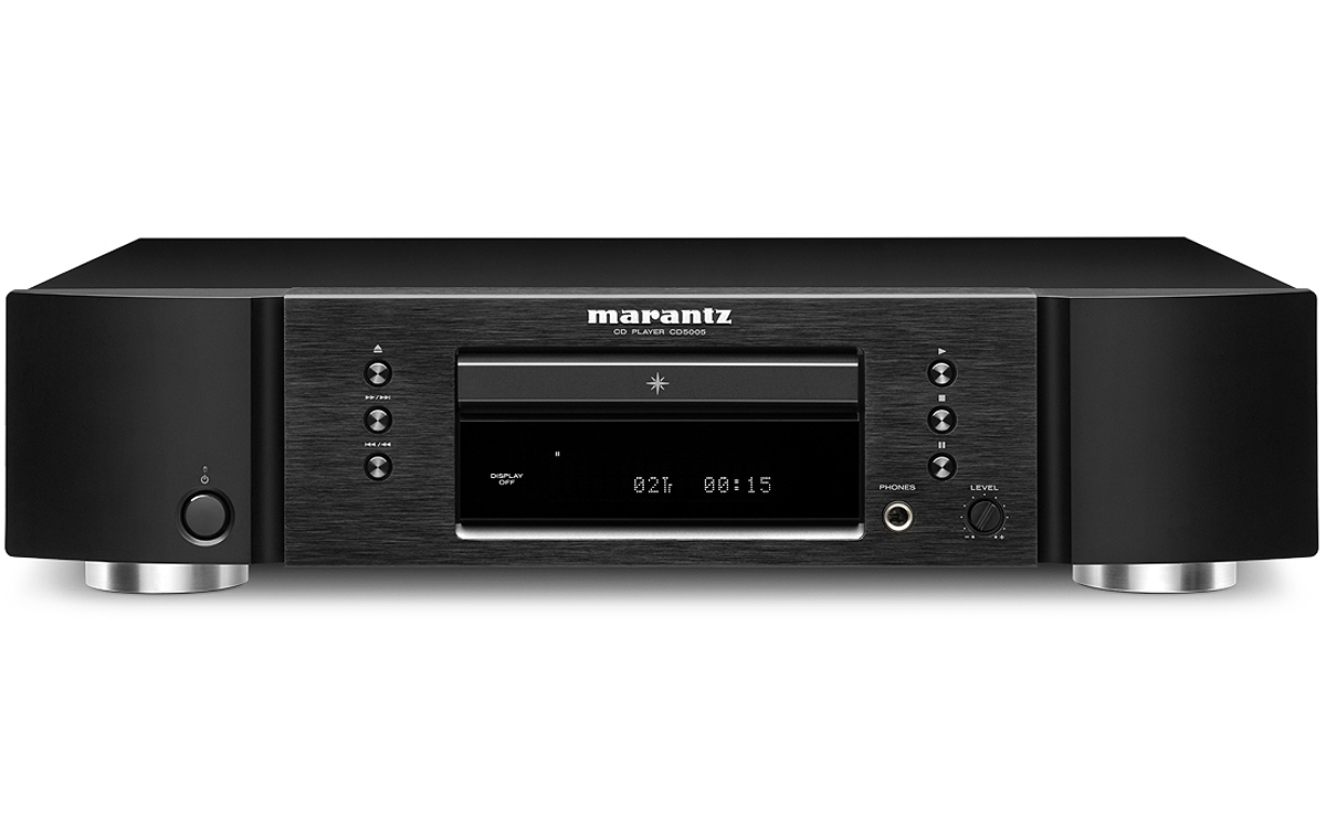 Marantz Black Cd Player Cd5005