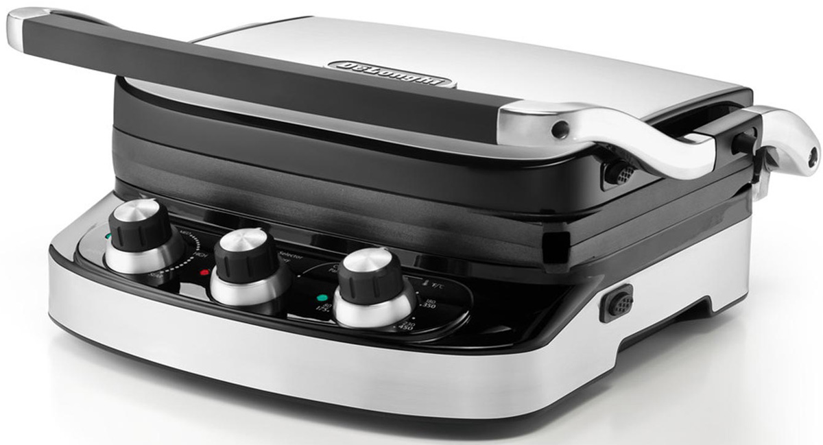 DeLonghi 5-In-1 Grill & Griddle