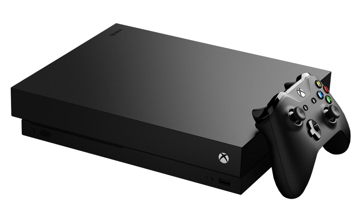 Microsoft Xbox One X 1TB Console CYV 00001