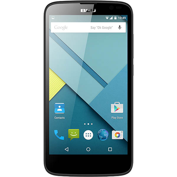 blu Studio G Black Unlocked GSM Cellular Phone