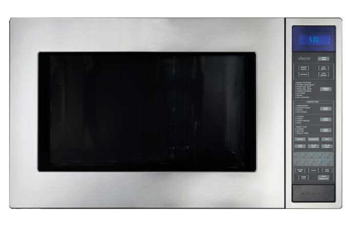 Dacor 1 5 Cubic Ft Built In Microwave Dcm24s Abt