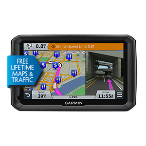 Garmin Dezl 770lmthd Gps Navigation System 010 01343 00