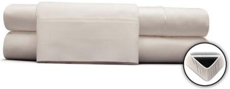 Bedgear Bedgear Dri Tec Grey Queen Pillowcase Set from Abt