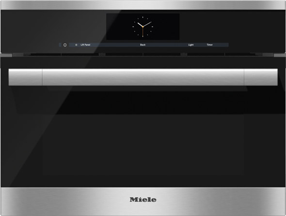 "Miele 24"" Built-In Stainless Steel ContourLine M Touch Co..."